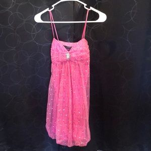 Pink formal/ prom / homecoming dress